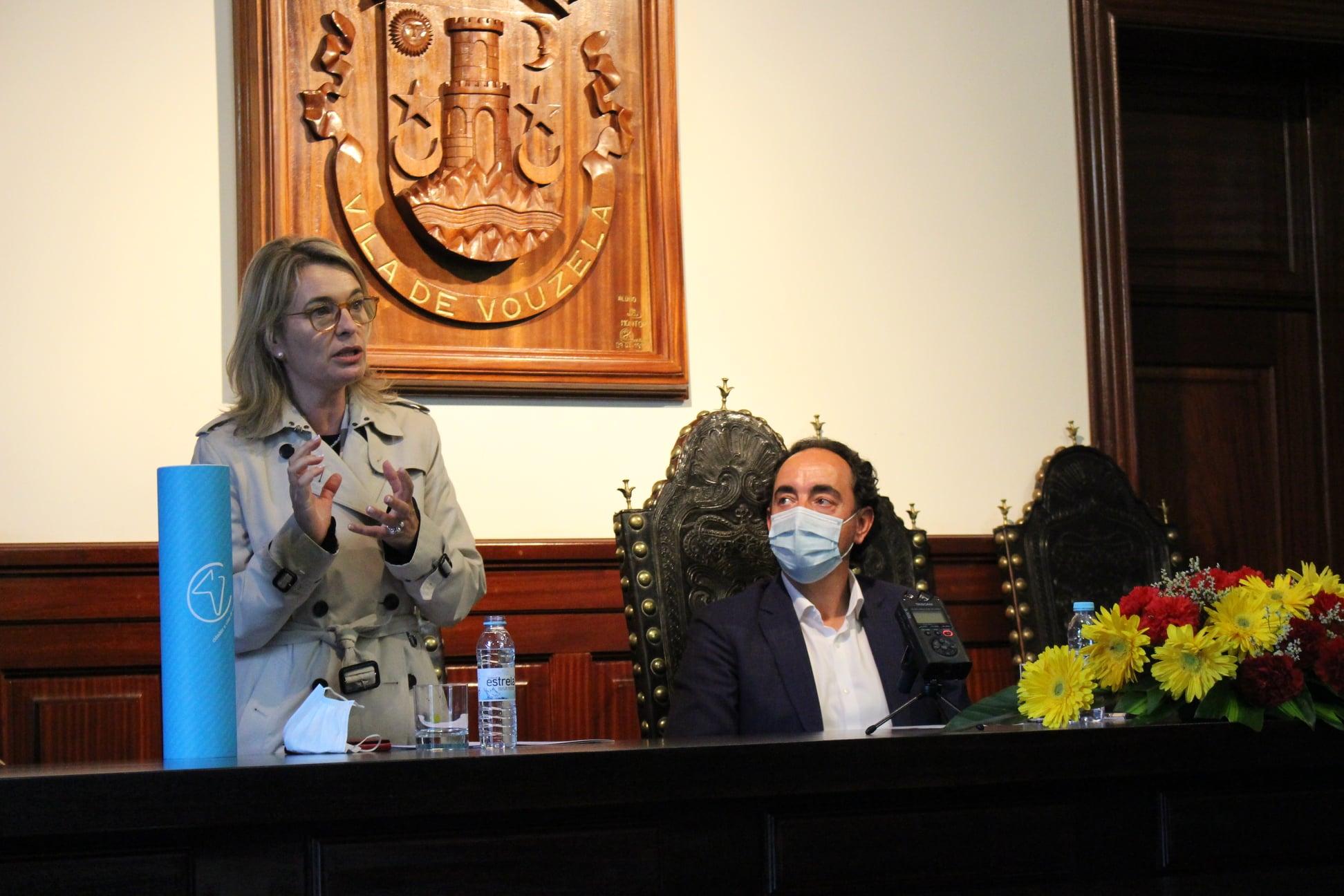 """Vouzela é a primeira autarquia do país """"VILA DE EXCELÊNCIA – NÍVEL IV"""""""