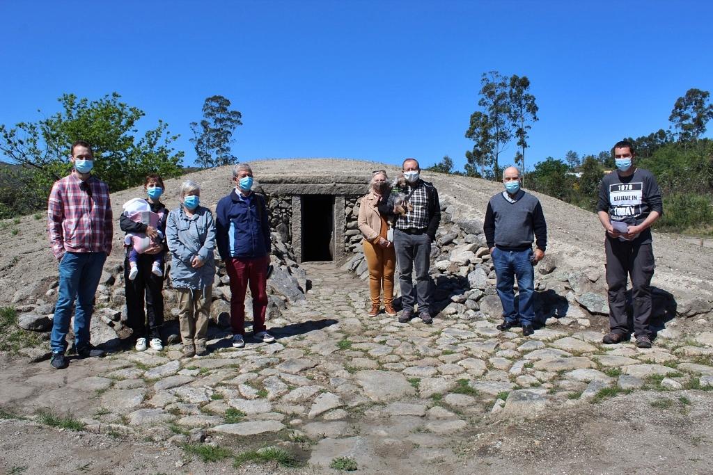 Dia Mundial dos Monumentos e Sítios: Visita ao Dólmen de Antelas