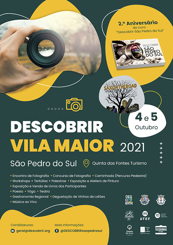 You are currently viewing Descobrir Vila Maior 2021